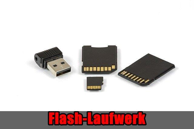 Flash-Laufwerk
