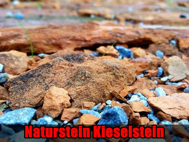Naturstein-Kieselstein-Projekte